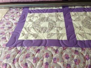 Granddaughter's Quilt June 2013